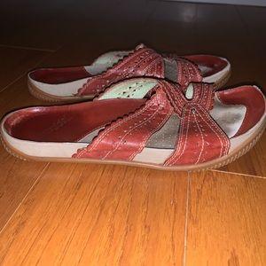 Earth comfort sandals